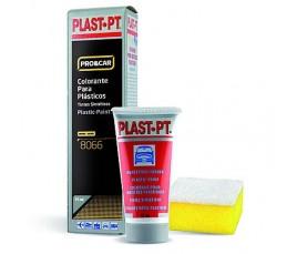 Tinte Para Plásticos Pt Negro  1l