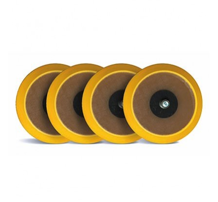 "Platos De Pulido 75mm -5/16"" Pack De 4 Uds."