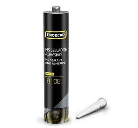 Ms Polymer Adhesive Sealant Grey 290ml