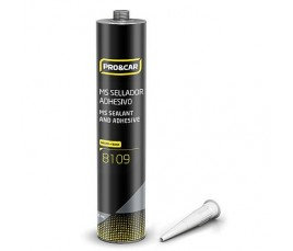 Ms Polymer Adhesive Sealant Black 290ml