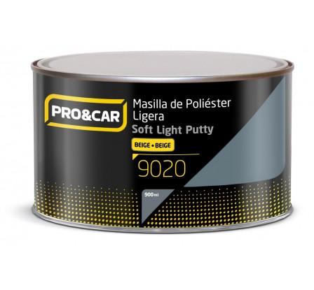 Masilla Poliéster Ligera 900 ml.