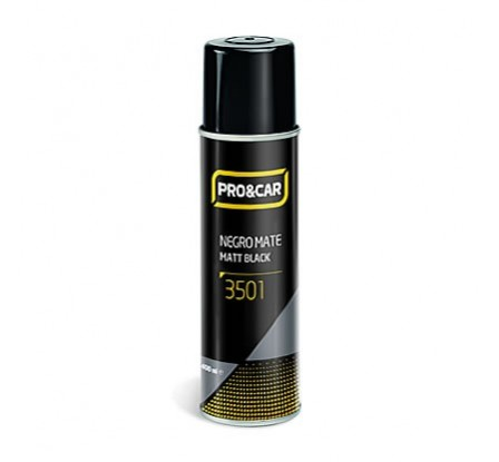 Spray Negro Mate 400ml