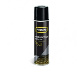 Spray Negro Satinado 400ml